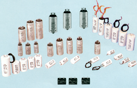 AC (MFD Capacitors)