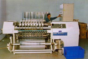 Tibcon Slitting Machine